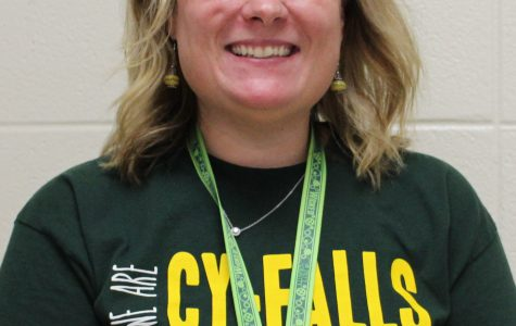 Faculty Friday: Leza Brown