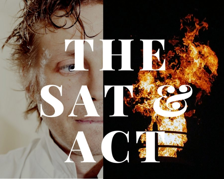 The SAT and ACT: The Bane of Every Junior's Existence