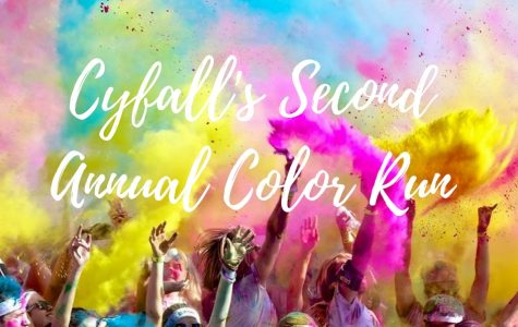 Second Annual CyFalls Color Run