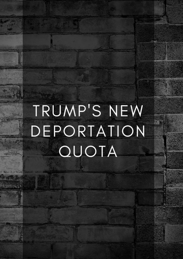 Trump's New Deportation Quota