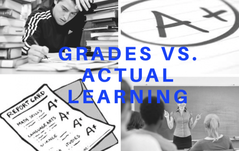 Grades vs. Actual learning