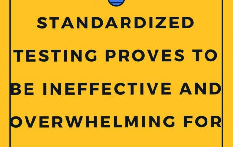 Standardized Testing Proves To Be Ineffective And Overwhelming For Students