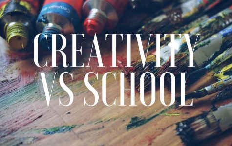 Creativity vs. School