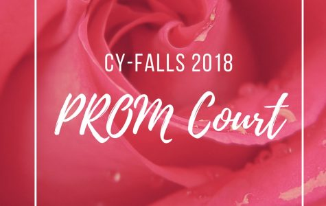 Cypress Falls 2018 Prom Court