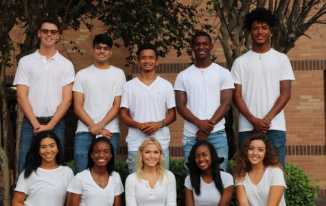 Introducing the Cypress Falls 2018-19 Homecoming Court.