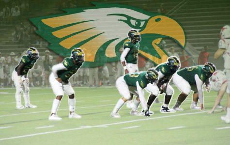 Eagles' Streak Ends