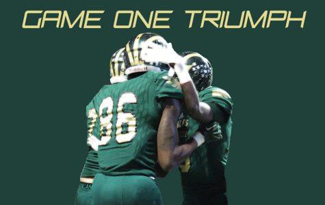 Game One Triumph