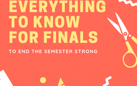 Everything to Know for Finals
