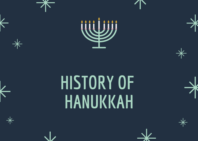 History Of Hanukkah