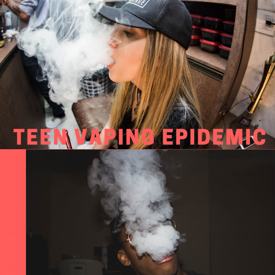 Teen Vaping Epidemic