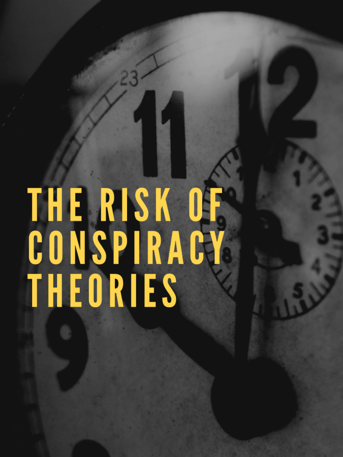 The Risk of Conspiracy Theories