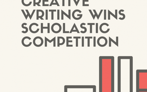 Creative Writing Wins Scholastic Competition