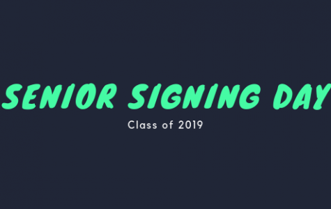Senior Signing Day 2019