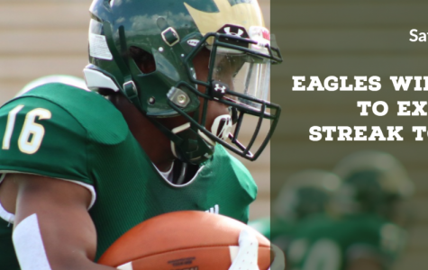 Eagles Win By 58 Points To Extend Winning Streak To Four Games