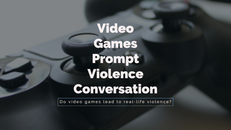 Video Games Prompt Violence Conversation