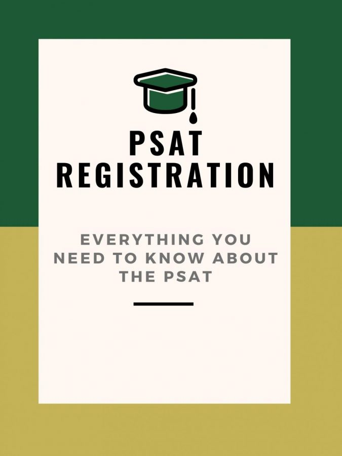 Signing Up For The PSAT