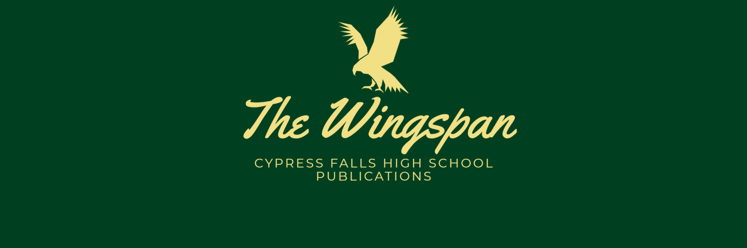 The student news site of Cypress Falls High School
