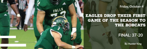 Eagles Win Again Under The Thursday Night Lights