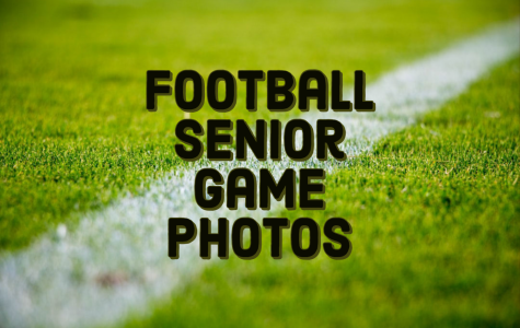 Football Senior Game Photos