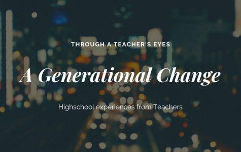 A Generational Change