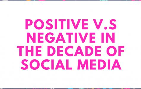 social media over the decade