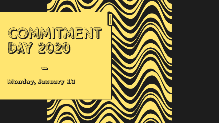 Commitment Day 2020