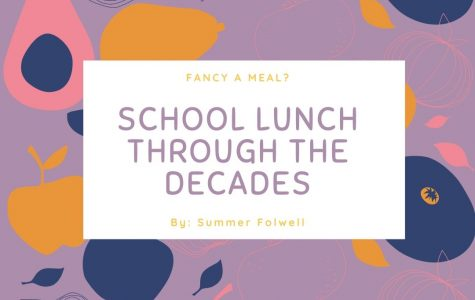 School Lunches Through The Decades