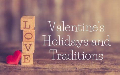 Valentines Holidays and traditions