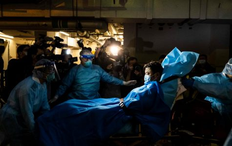 (A man believed to be Hong Kong's first coronavirus case - New York Times)