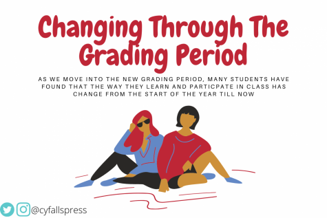 Changing Through the Grading Period