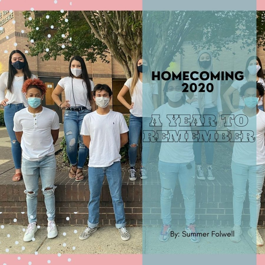 Homecoming 2020 A Year To Remember