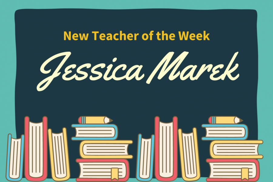New Teacher of the Week: Jessica Marek