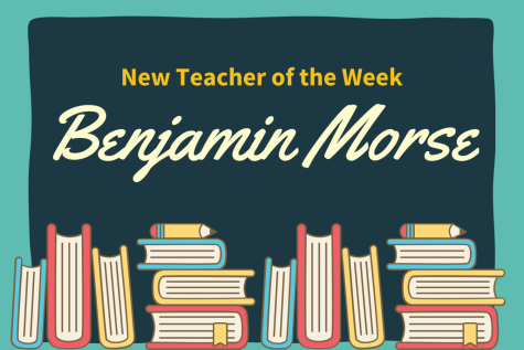 Teacher of the Week: Benjamin Morse