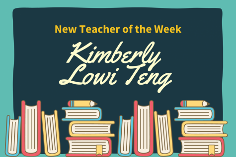 Teacher of the Week: Kimberly Lowi Teng