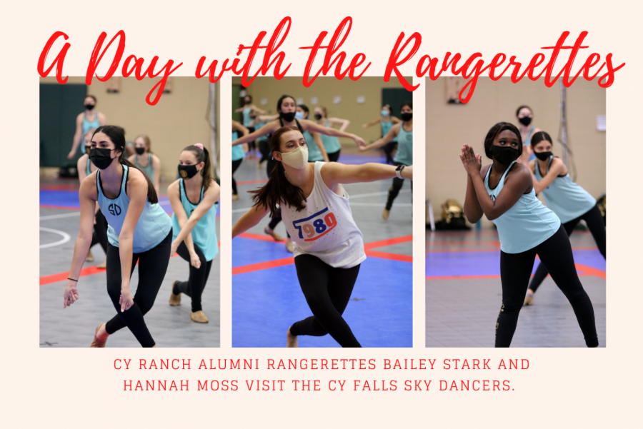 A Day with the Rangerettes